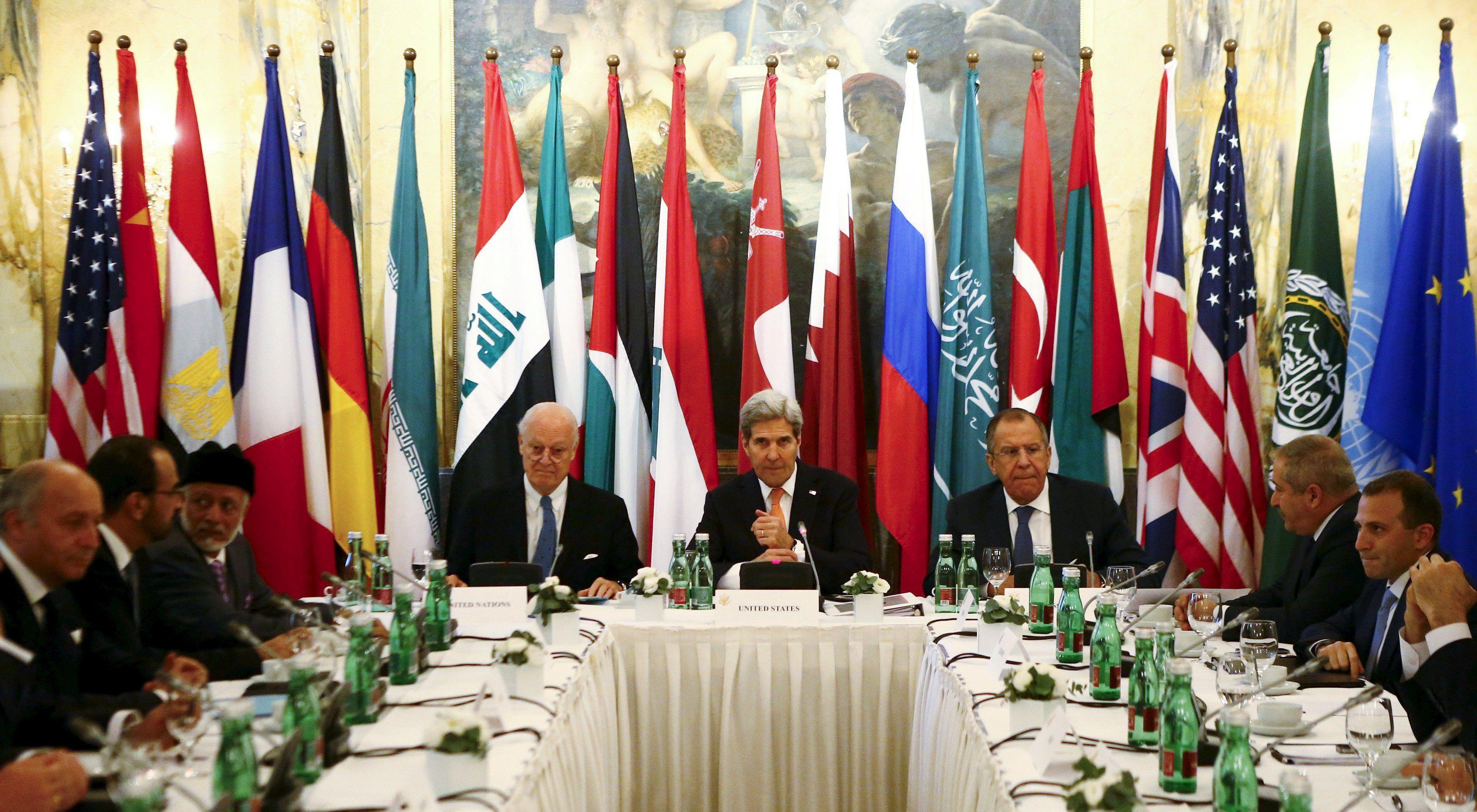 В Вене договорились о выборах в Сирии
