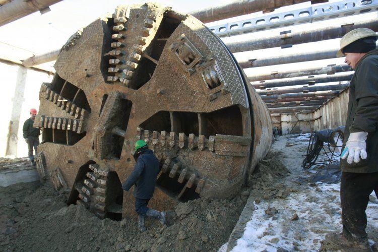 Туннелеройный