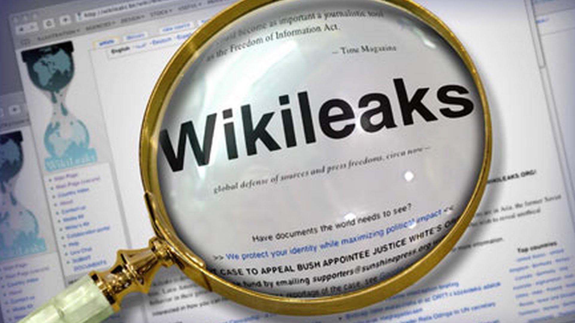 WikiLeaks опубликовал материалы о коррупции в Белом доме