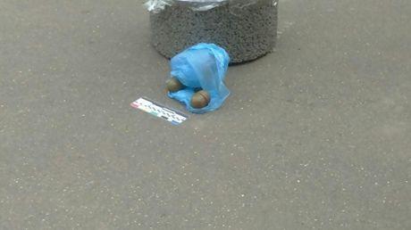 В Кривом Роге обнаружили взрывное устройство.