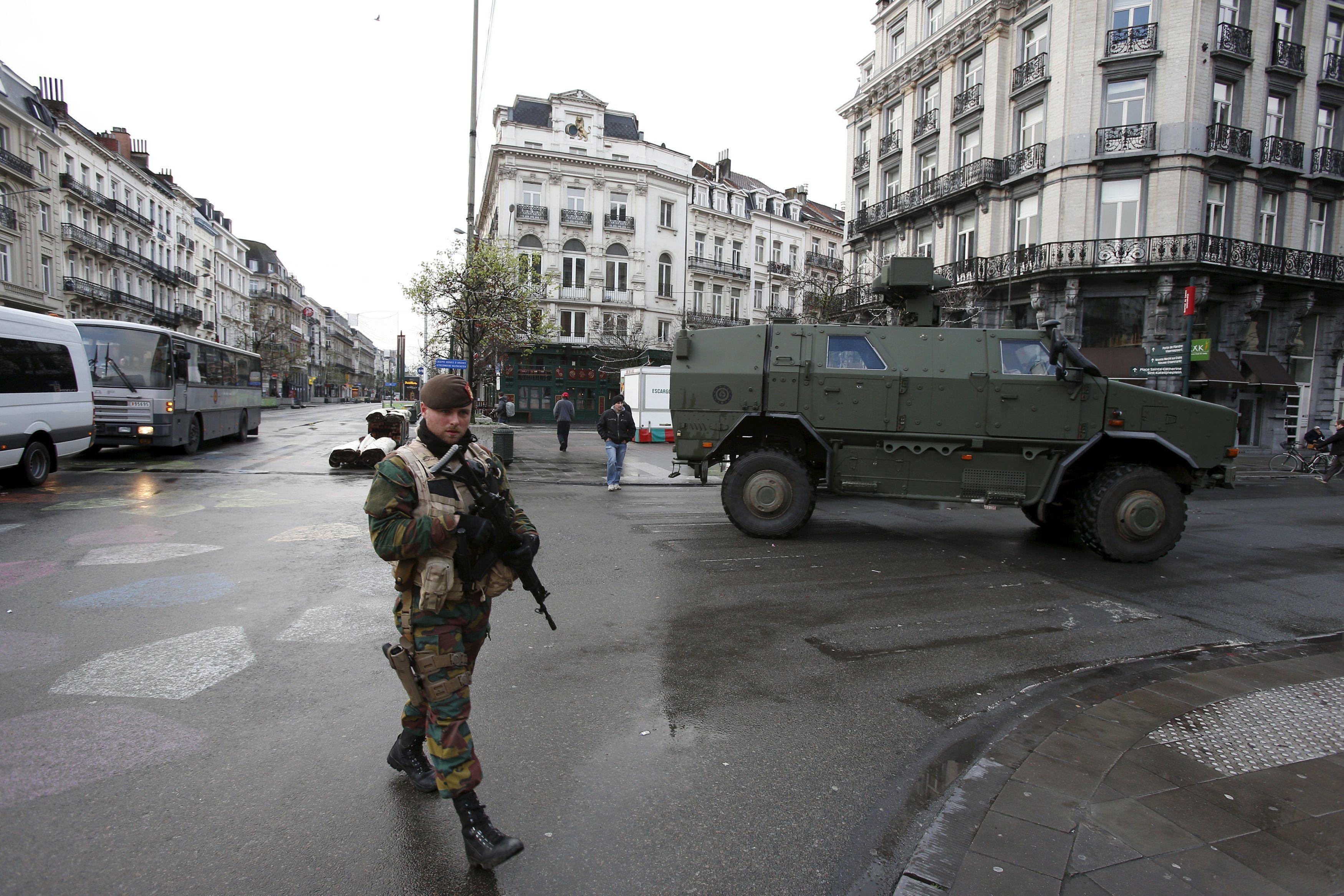 В Бельгии разыскивают террористов