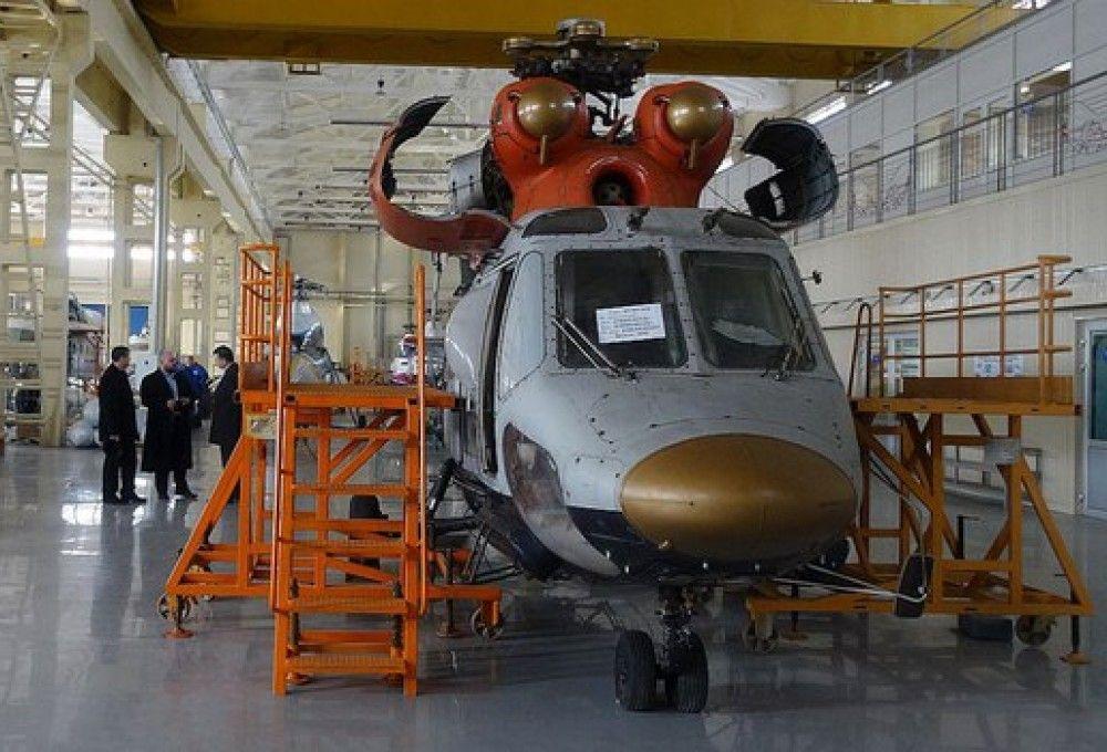 В Украине создают новый вертолет