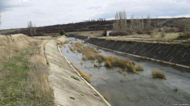 В Крыму воды хватит только каждому второму жителю
