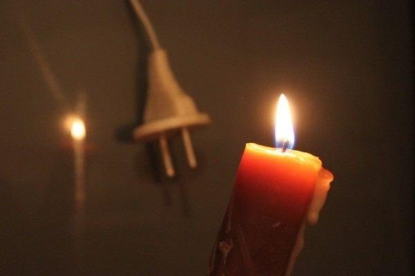 Крым снова остался без украинской электроэнергии