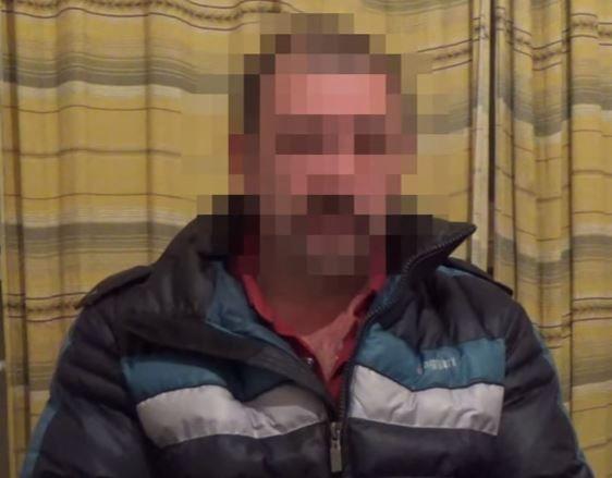 На Донбассе поймали информатора боевиков