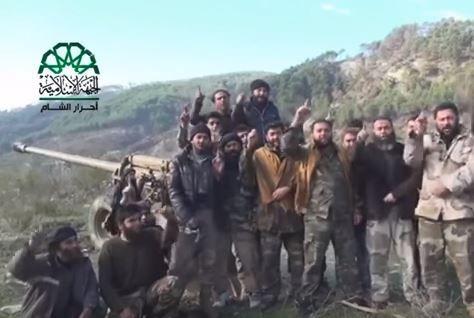 В Сирии обстреляна военная база РФ