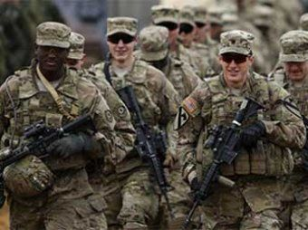 Армия США, иллютрация.
