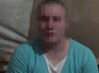 СБУ показала раскаяние еще одного экс-боевика