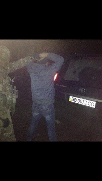 В зоне АТО на взятке погорел сотрудник СБУ