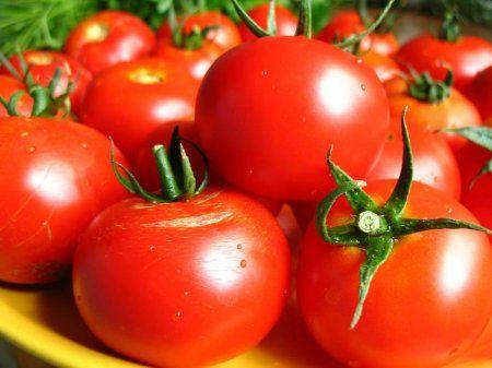 В Украине взлетели цены на помидоры - Помидоры цены