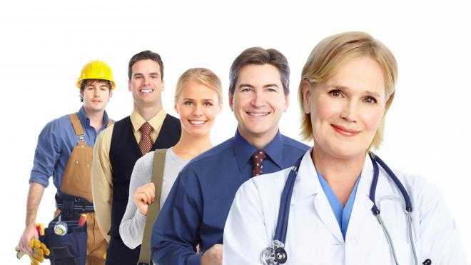 В лидерах рынка - программисты, врачи и бизнесмены