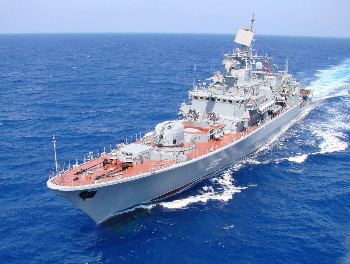 В Украине модернизируют флагман ВМС