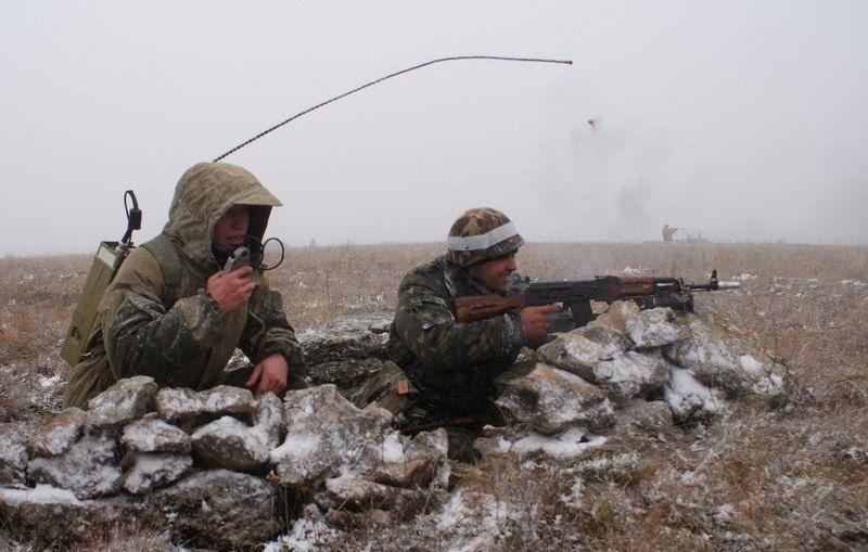 Очередное обострение связывают с прибытием к террористам нового оружия и свежего