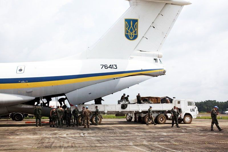 Самолеты типа Ил-76 имеют назначенный ресурс.
