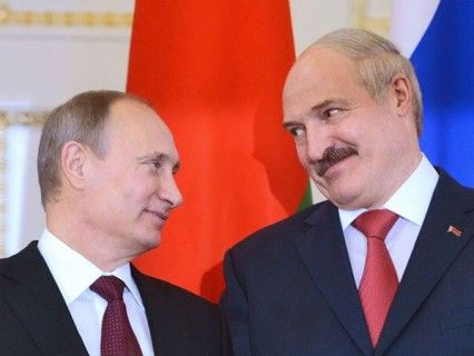 Тепер ми з Росією не братські держави, а зовнішні партнери, - Лукашенко - Цензор.НЕТ 3867