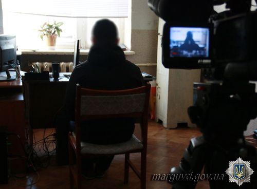 В Мариуполе поймали боевика, штурмовавшего горсовет