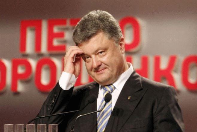 Сначала февраля доход Порошенко увеличился на118 млн гривен