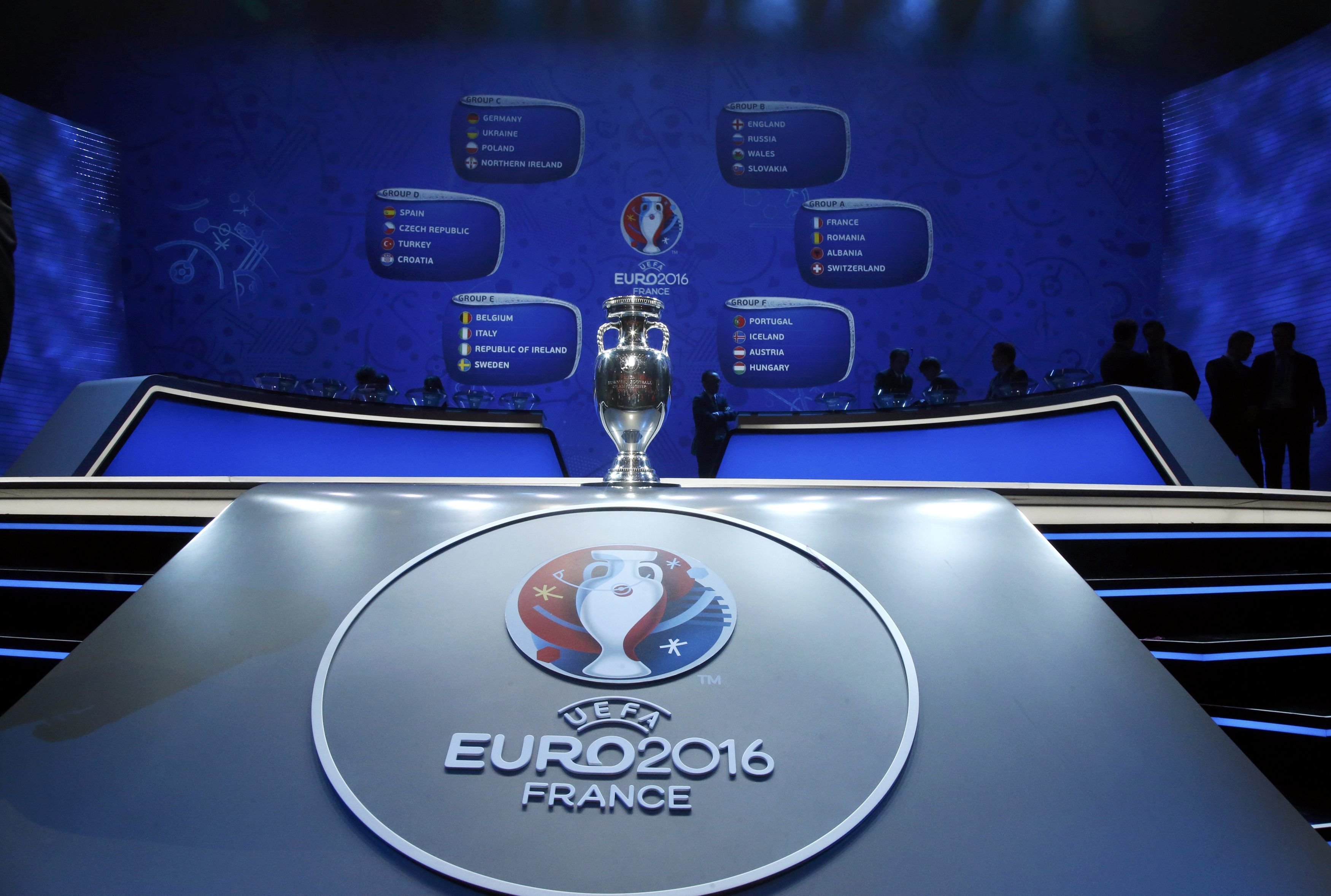 Евро-2016, иллюстрация