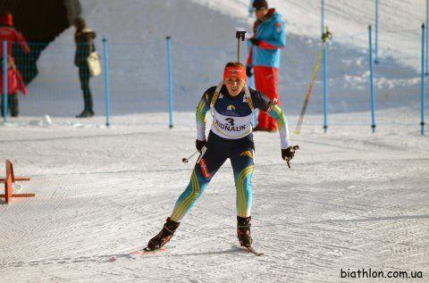 Варвинец стала чемпионкой Европы в Риднау