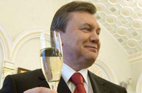 В Лондоне нашли элитный алкоголь Януковича