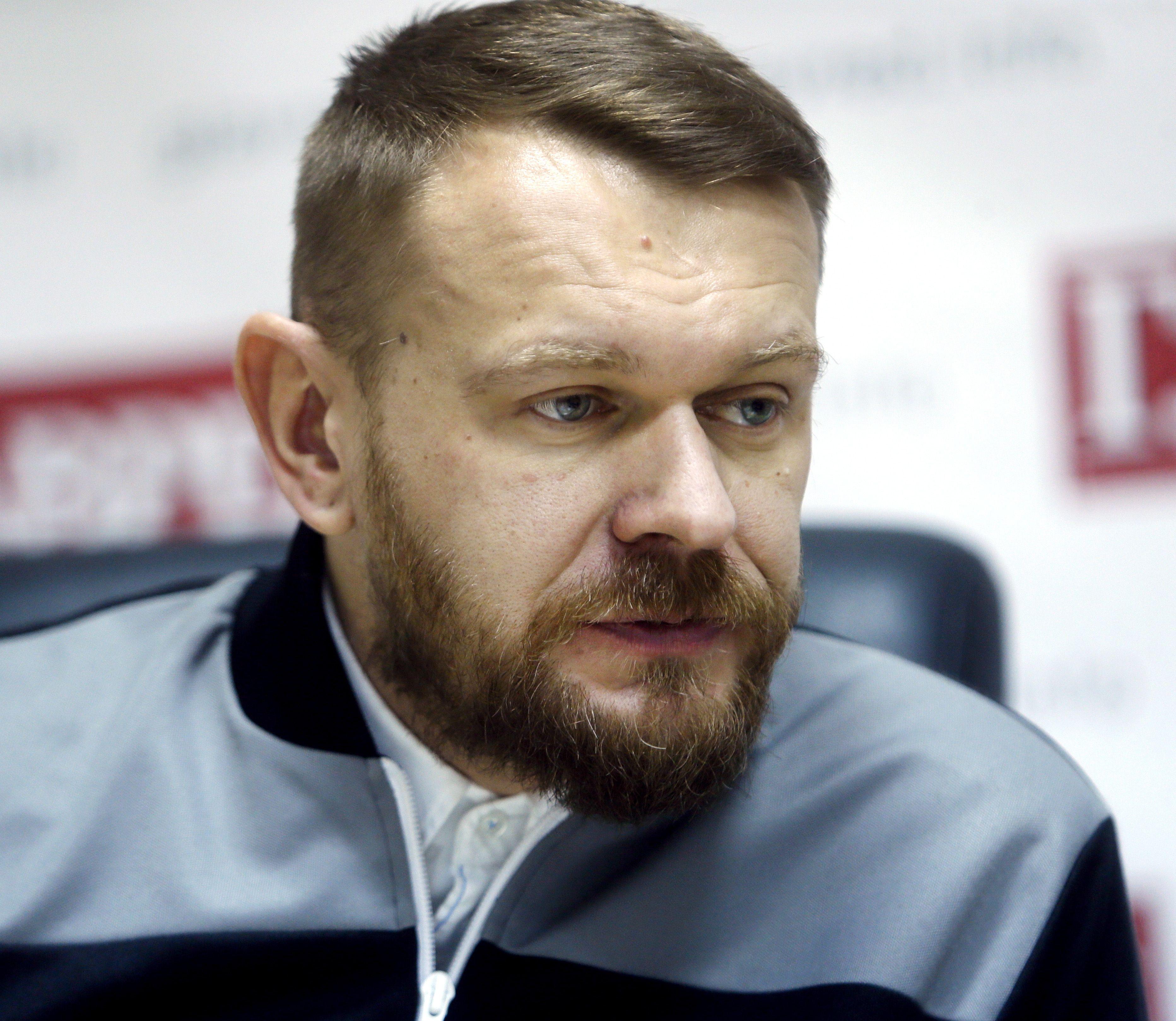 Сашко Положинский не считает, что в жизни нужно попробовать все