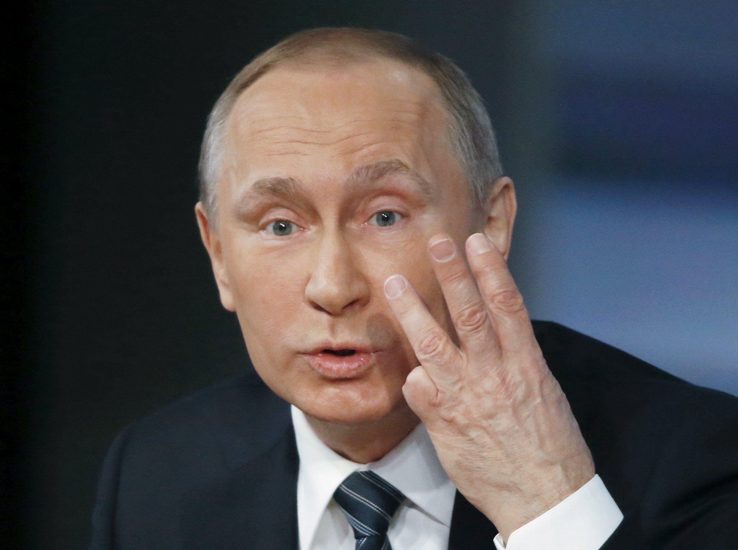 В МИДе потроллили Путина