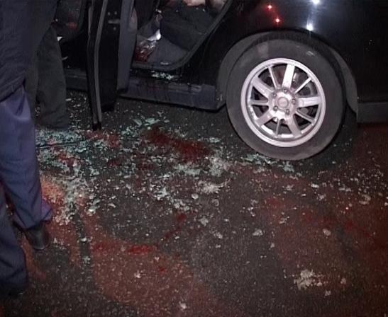 Установлены личности расстрела такси