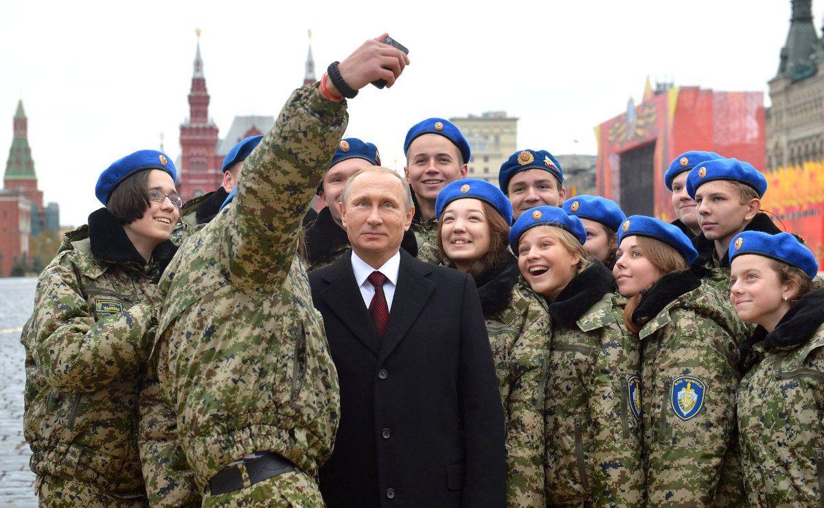 Путин, россияне, кремль