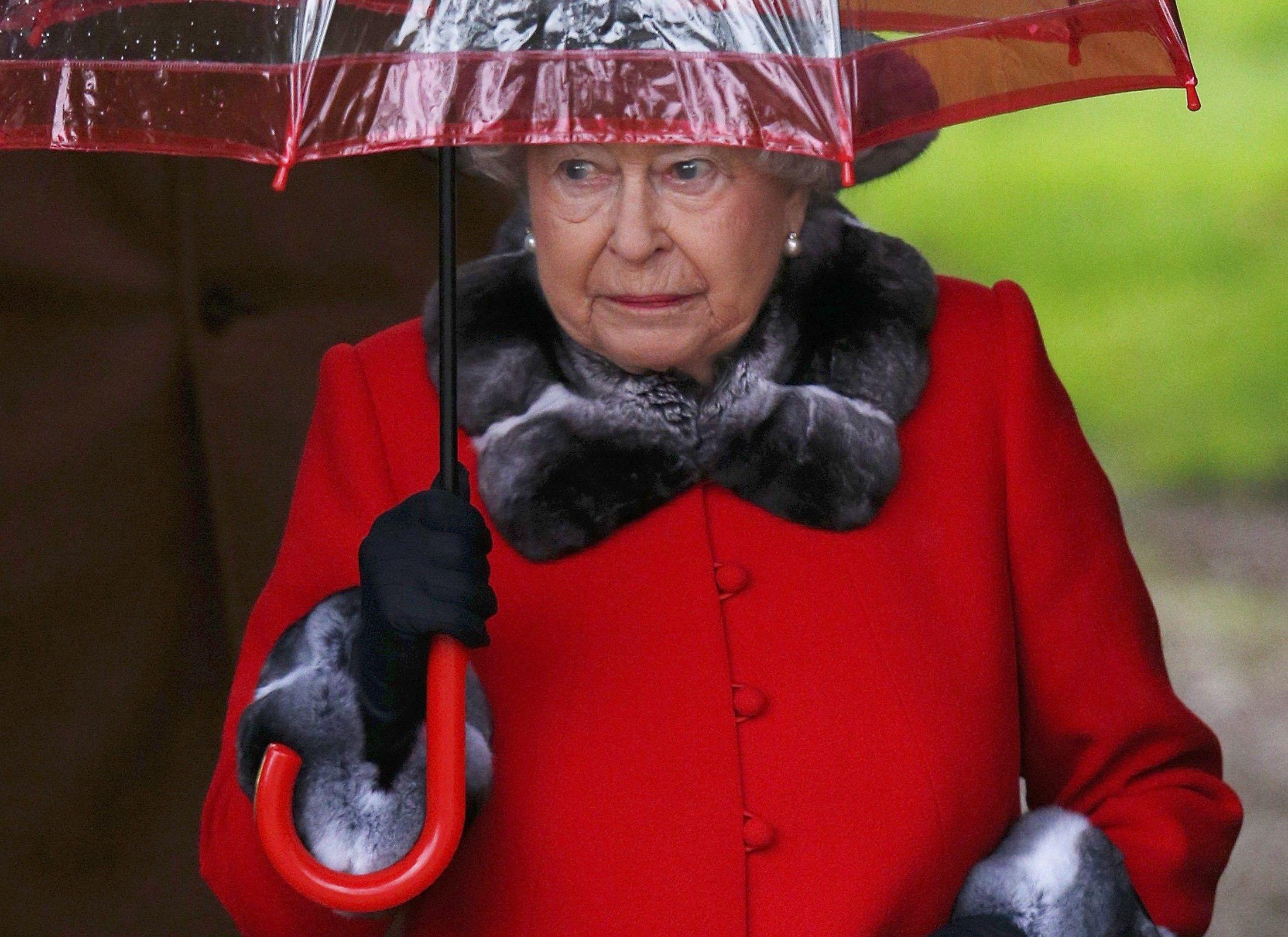 Елизавета II — главная покровительница церкви в Британии