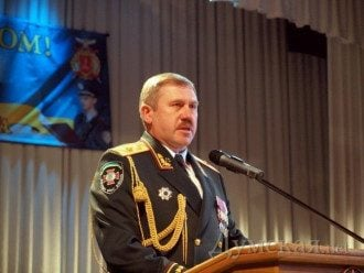 Юрий Аллеров, Нацгвардия