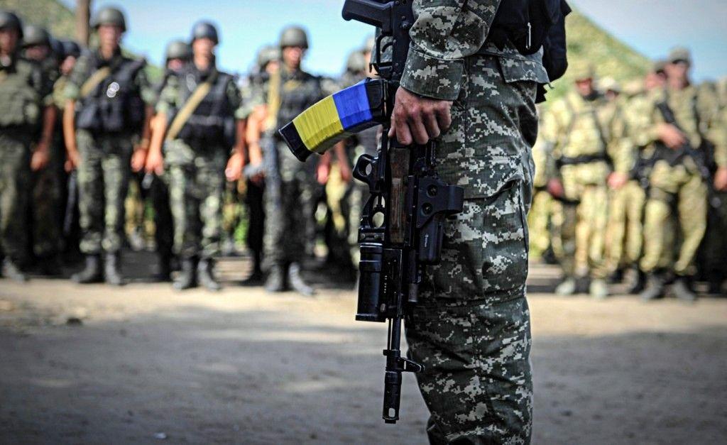 армия, призывники, контрактники, оружие