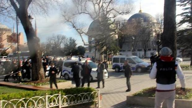 Количество жертв теракта в Стамбуле возросло до 11 человек