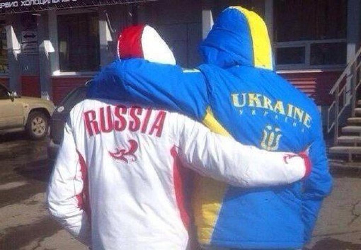 Россия никогда не отстанет от Украины, полагает Роман Цимбалюк