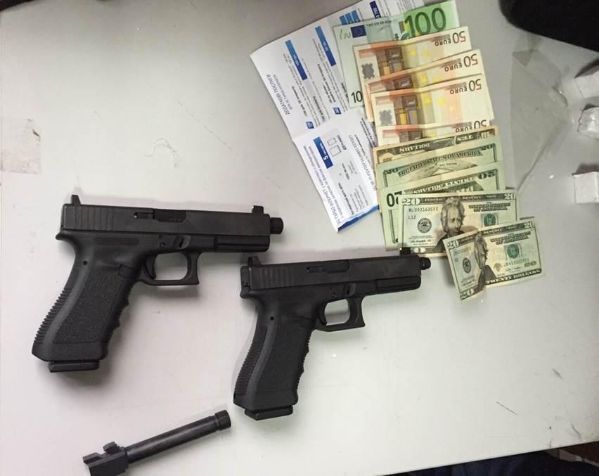 СБУ накрыла незаконную сборку и продажу пистолетов