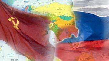 Россия, распад, СССР