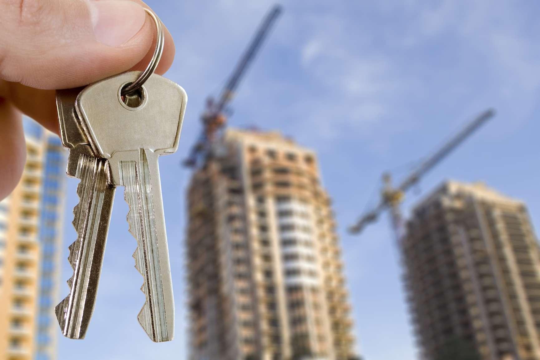 На первичном рынке квартиры дешевеют