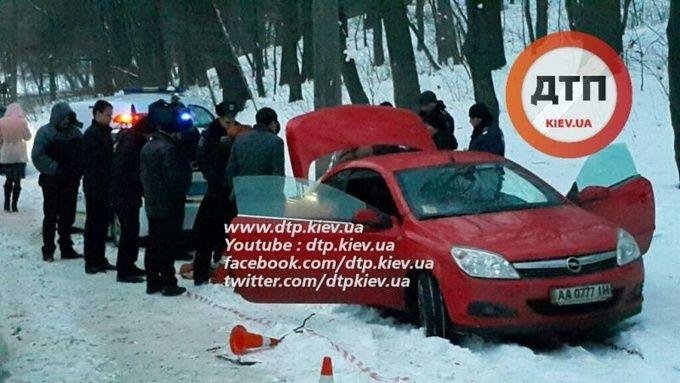 В Киеве банкир-самоубийца оставил записку