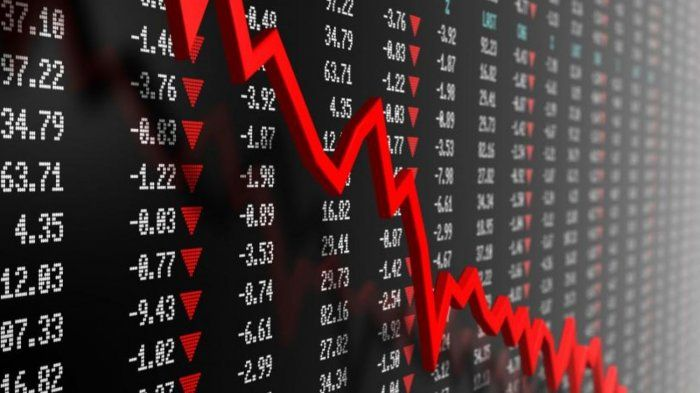 Нефтяные компании РФ подешевели на 250 млрд