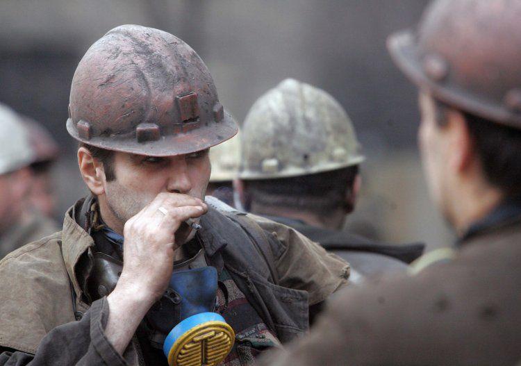 В Донецке шахтеры готовят акцию протеста