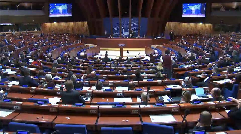 В Раде решили не отправлять украинскую делегацию на ближайшую сессию ПАСЕ, сообщил нардеп - ПАСЕ Россия