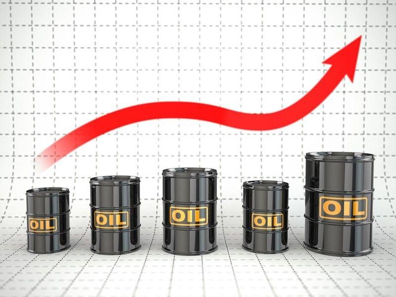 Цены на нефть поползли вверх
