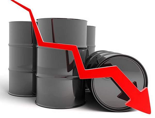 Мировая цена нефти поползла вниз