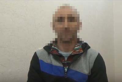 В Попасной поймали боевика ЛНР