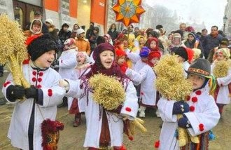 Рождество в Украине
