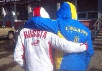 украинцы, россияне, Украина, Россия