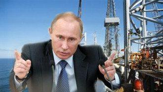 Путин, нефть