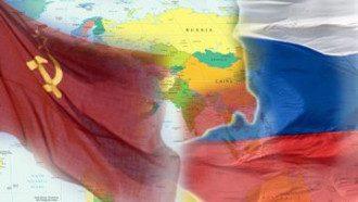 Росія, розпад СРСР
