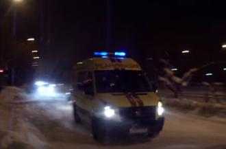 В Новосибирске, по предварительным данным, в ДТП погибли два человека