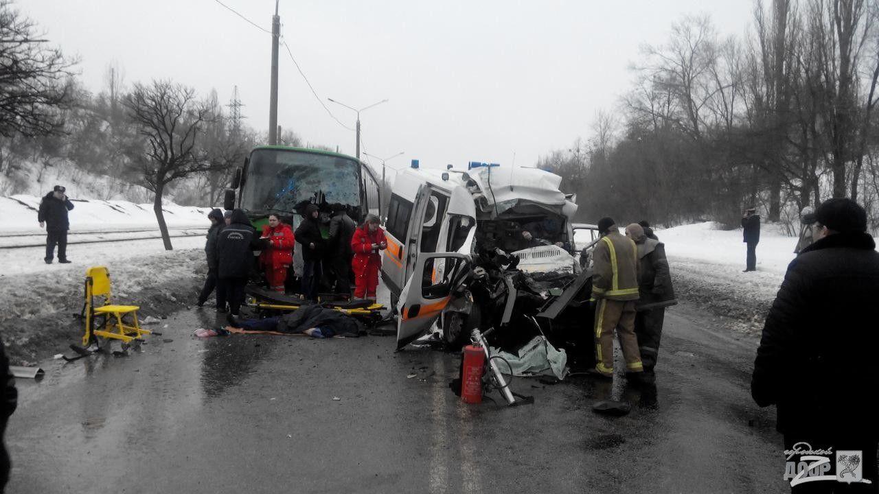 Авария в Хрькове, иллюстрация