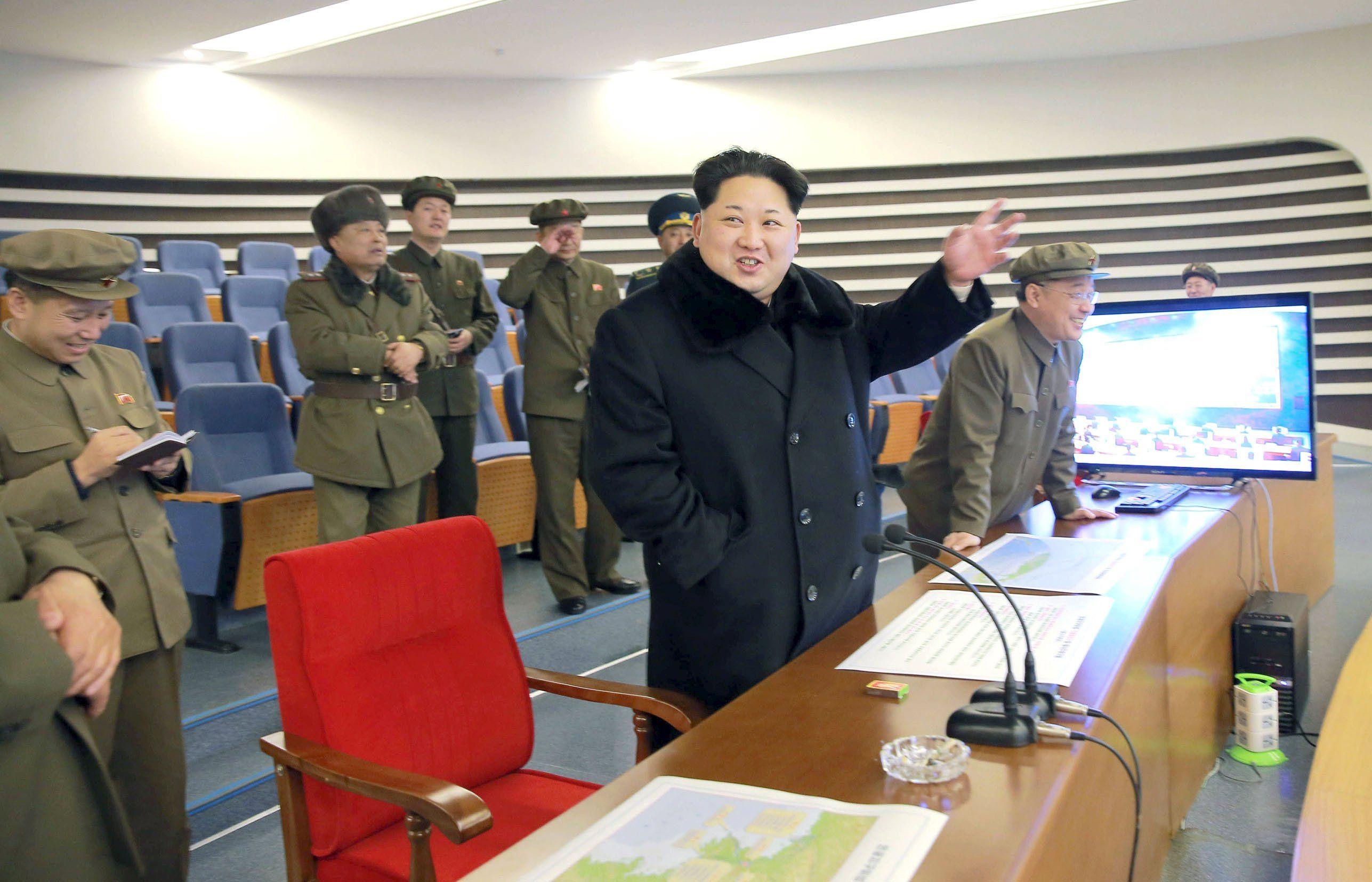 В качестве превентивных мер КНДР может нанести удары.